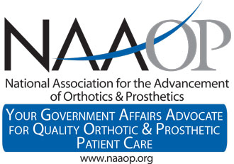 National Association for the Advancement of Orthotics and Prosthetics